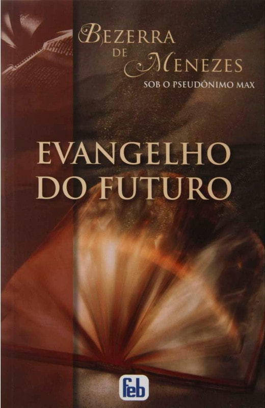 Capa do romance O Evangelho do Futuro