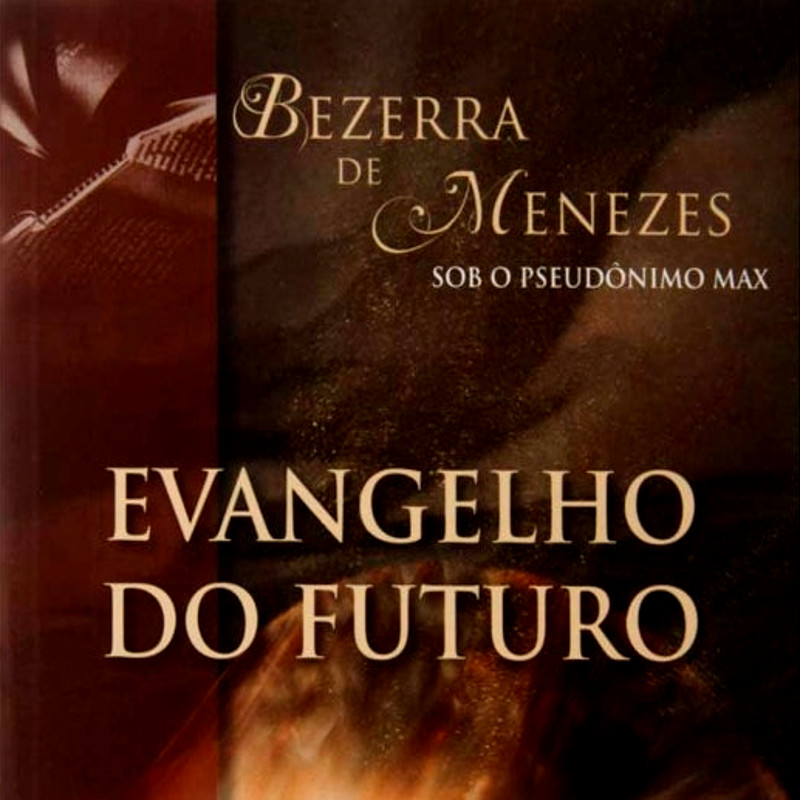 Capa do Romance O Evngelho do Futuro